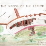 The Wreck of the Zephyr - Retold by Jenna K.