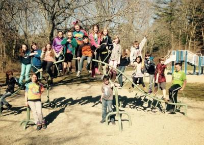 Yearbook Committee Playground